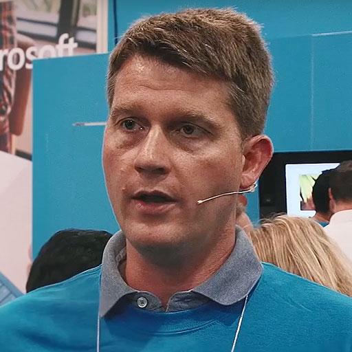 Dale Perrigo, Microsoft: About ScreenBeam