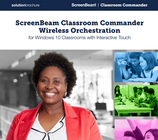 Classroom Commander Wireless Orchestration