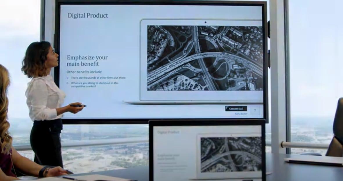 ScreenBeamがミーティングスペースでのコラボレーションを改善