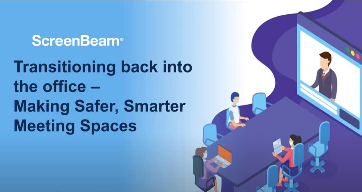 従業員の安全のためにミーティングスペースに変更