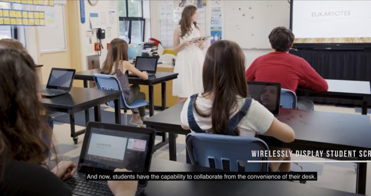 Windows 10クラスルームのクラスルーム管理