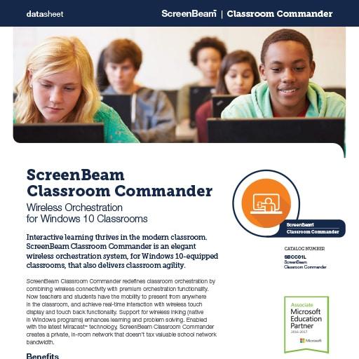 Classroom Commander