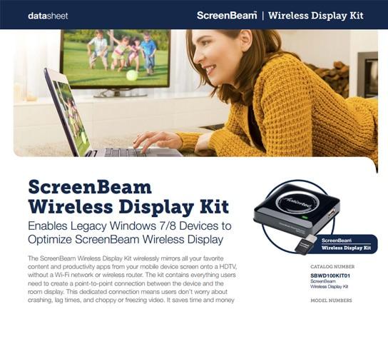 Wireless Display Kit