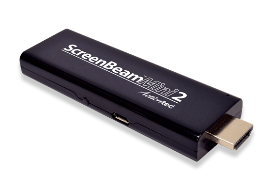 Wireless Display Adapter for Consumers | ScreenBeam Mini2