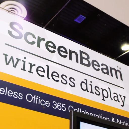 ScreenBeam Enters ProAV Market at InfoComm 2019