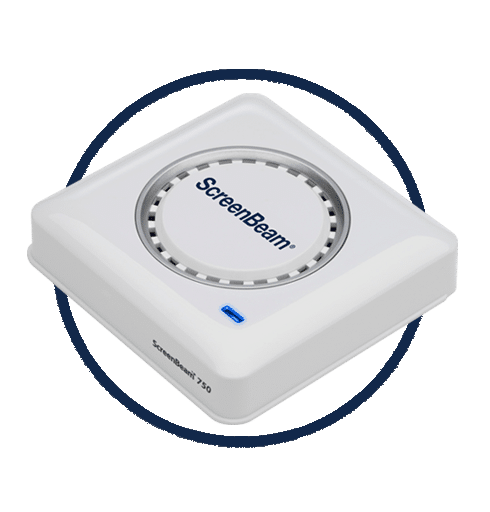 ScreenBeam 750 | Wireless Display Receiver