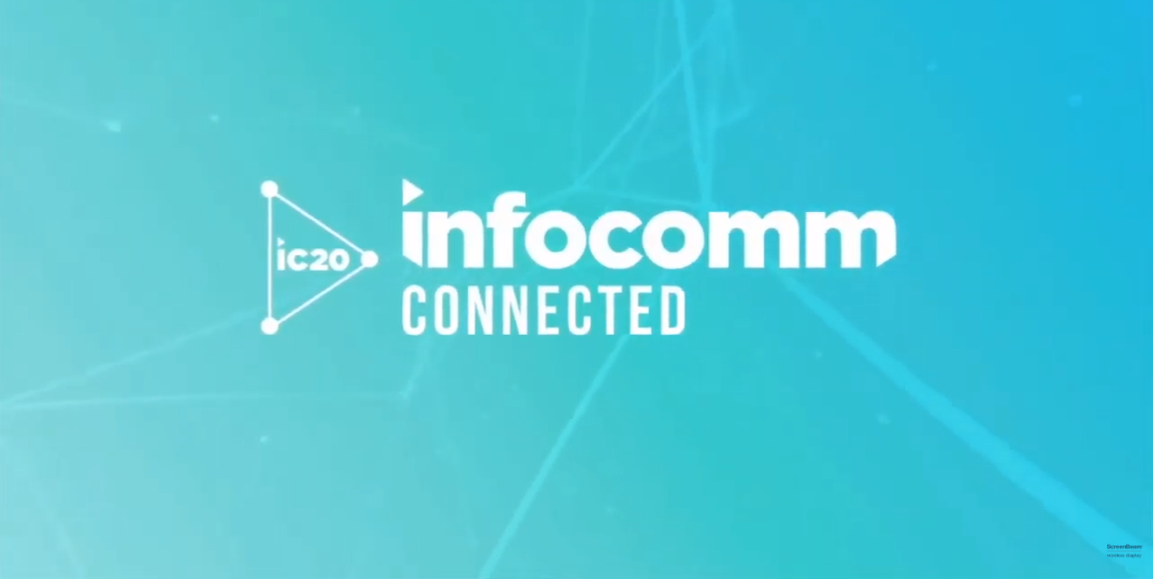 InfoComm Connected – ScreenBeam New Tech Lightning Round Presentation