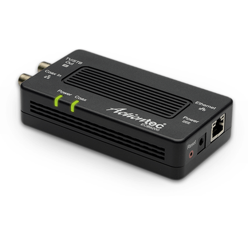 Bonded MoCA 2.0 Network Adapter
