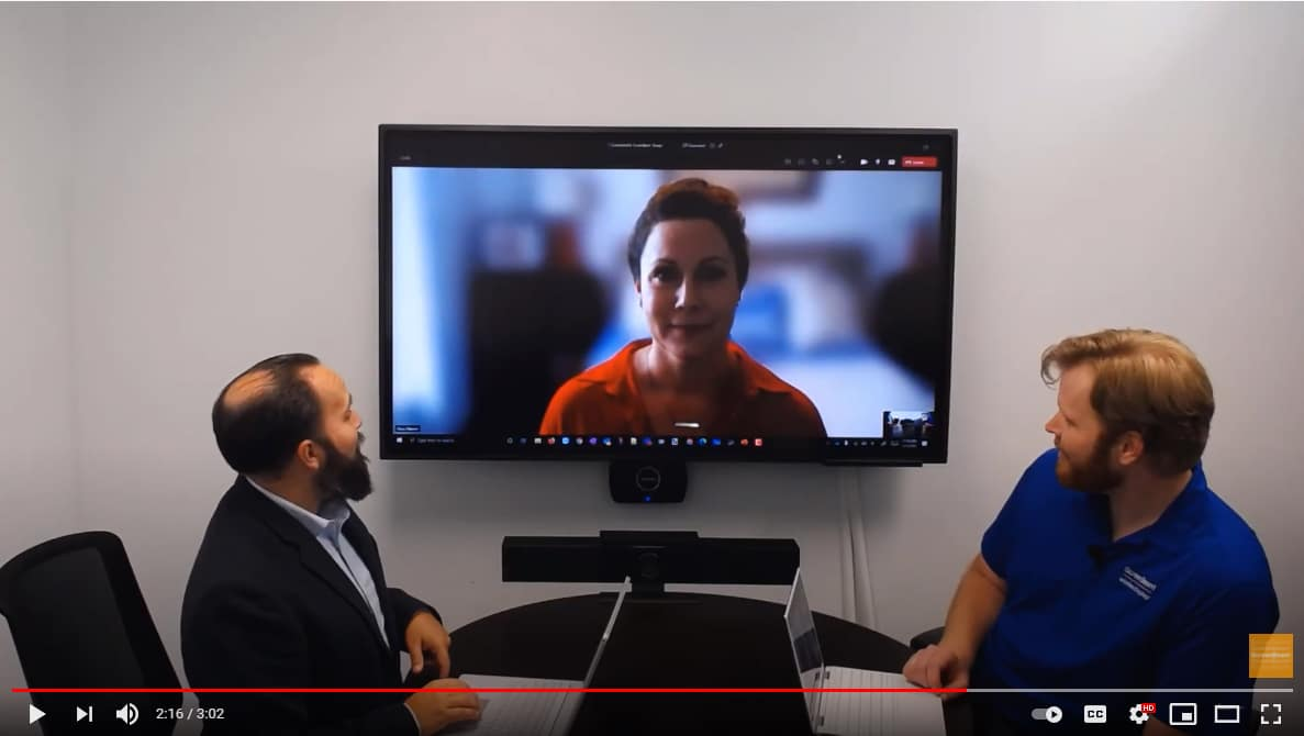See ScreenBeam Conference in Action! – Quick Demo Video