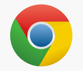 What is Miracast - Google Chrome Logo""